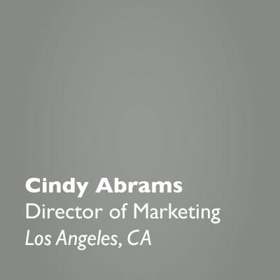 CindyAbrams