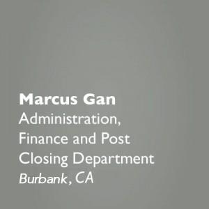 Marcus Gan