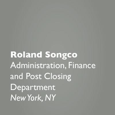 Roland Songco