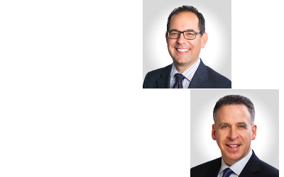 Newsday and Long Island Business News Reports on Neil Garfinkel's and Michael Barone's Appointments
